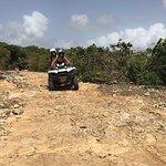 Bild från Quad Buggy Guadeloupe