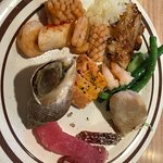 Pacific Sea Food Buffetの写真