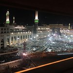 View from room of Haram extension