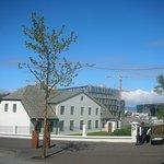 Down town in Reykavik