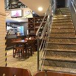 Área interna (Escada para o 2ºAndar)