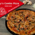 After a day of shopping, treat yourself with jay's combo pizza pack. Just order online or call u