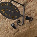 Foto van Osteria del Borgo