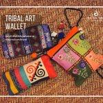 Cutie wallet from Tribal art.