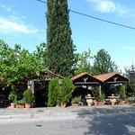 Xarama restaurant in Kastraki