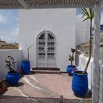 Rooftop terrace, Riad Senso