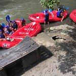 Zdjęcie Bali White Water Rafting