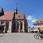 Schmalkalden - historische Innenstadt