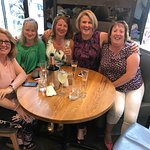30-year reunion of Cadbury Schweppes workmates