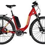 New E-Bikes - Battery range 60-120 km