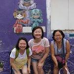 Street Art in George Town의 사진