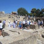 Φωτογραφία: Αρχαιολογικός Χώρος Κνωσού