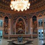 Emir Timur müzesi ve ilk Kuranı Kerim'lerdan biri