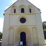 St Marys church at Iffley