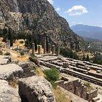 Φωτογραφία: Ο Ναός του Απόλλωνα