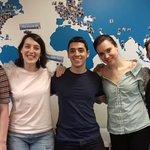 ¡Gracias Daria por elegirnos como tu escuela de español en Madrid!