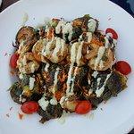 Shrimp dish...