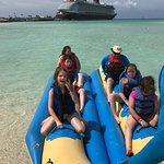 Fun on the Banana Boat!