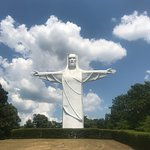 Christ of the Ozarks ภาพถ่าย