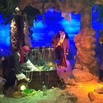 Caverna na Ilha dos Piratas