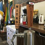 Pre-Surf Nitro Coffee or Kombucha on tap???