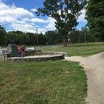 Memorial at Paul Revere's capture site