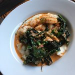 Tybee Is. shrimp & grits ($12)