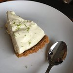 Key lime pie ($6)