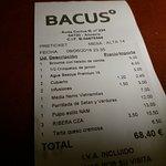 Фотография Bacus