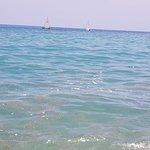 Badalona Beach fényképe
