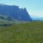 Φωτογραφία: Alpe di Siusi - Seiser Alm Bahn