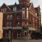 The Blennerhassett Hotel