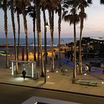 Imperial Beach Pier resmi