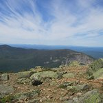 The view from Little Haystack Mountain