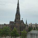 Augustijnenkerk, a 13th century gothic church near the hotel