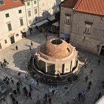 Dubrovnik fountain