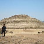 Es uno de los 50 centros ceremoniales, ubicados alrededor del volcan de Tequila.