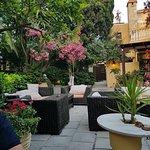Socratous Garden Photo