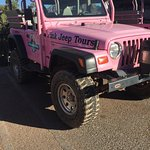 One of their Jeeps