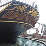 Photo of Brunel's SS Great Britain