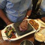 Best steak I've tasted in a long time.