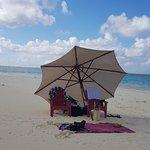 Private Sand cay, so private