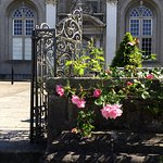 Gate to Formal Gardens, IMMA