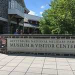 We visited the museum before and after our bus tour.