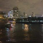 Waterway Near Restaurant