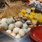 Balut and other local food