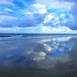 ภาพถ่ายของ Folly Beach Public Beach