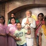 A family pic at madam tussad