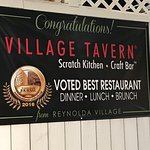 Foto de Village Tavern Reynolda