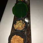 Miang Kham complimentary